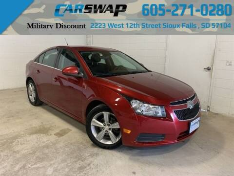 2014 Chevrolet Cruze for sale at CarSwap in Sioux Falls SD