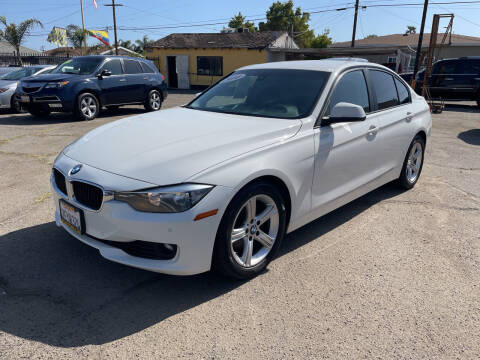 2014 BMW 3 Series for sale at JR'S AUTO SALES in Pacoima CA