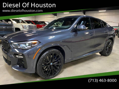 2020 BMW X6 for sale at Diesel Of Houston in Houston TX