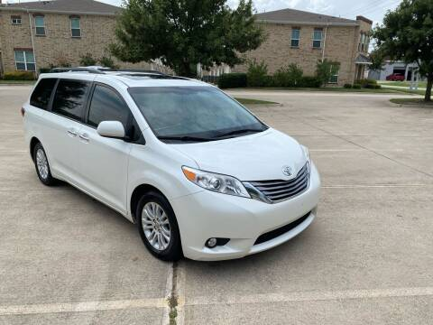 2016 Toyota Sienna for sale at GT Auto in Lewisville TX