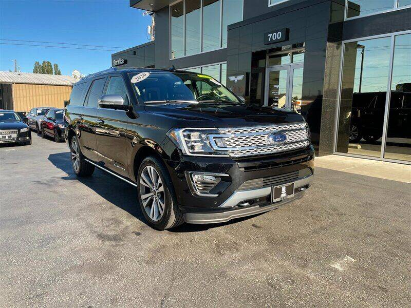 2020 Ford Expedition MAX for sale in Bellingham, WA