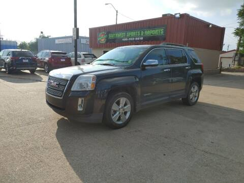 2014 GMC Terrain for sale at Southwest Sports & Imports in Oklahoma City OK