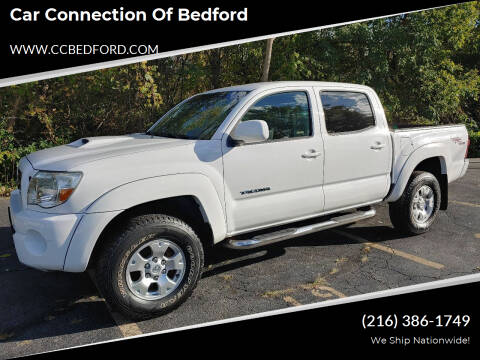 2007 Toyota Tacoma for sale at Car Connection of Bedford in Bedford OH