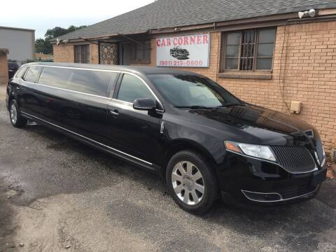 2015 Lincoln MKT Town Car for sale at Car Corner in Memphis TN