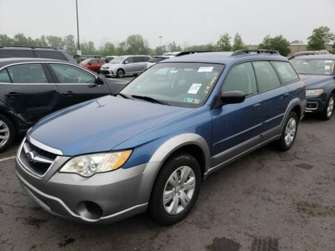 2008 Subaru Outback for sale at Cj king of car loans/JJ's Best Auto Sales in Troy MI