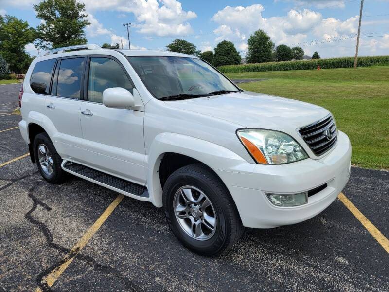 2008 Lexus GX 470 for sale at Tremont Car Connection in Tremont IL
