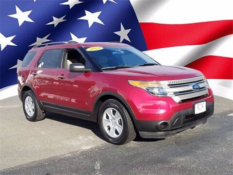 2014 Ford Explorer for sale at Gentilini Motors in Woodbine NJ