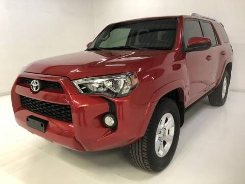 2016 Toyota 4Runner for sale at Autos by Jeff in Peoria AZ