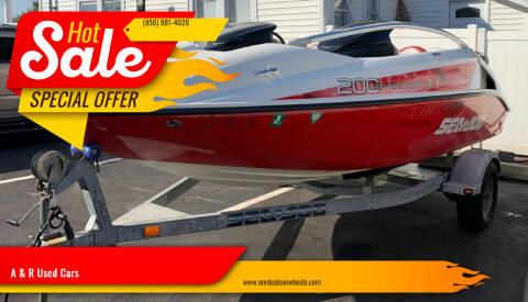 2007 Sea-Doo SPEEDSTER-200