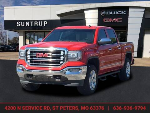 2016 GMC Sierra 1500 for sale at SUNTRUP BUICK GMC in Saint Peters MO