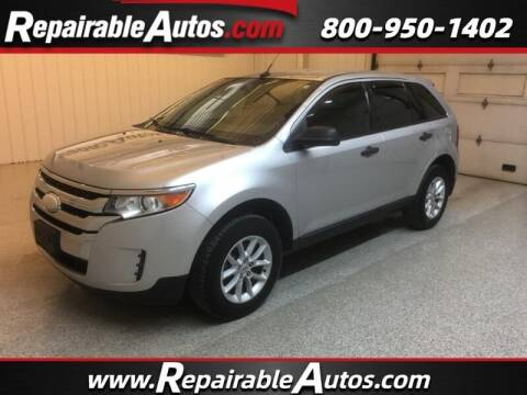 2014 Ford Edge for sale at Ken's Auto in Strasburg ND