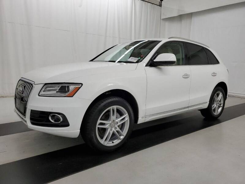 2017 Audi Q5 for sale at MURPHY BROTHERS INC in North Weymouth MA