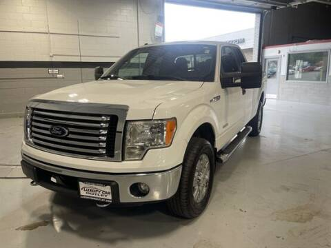 2012 Ford F-150 for sale at Luxury Car Outlet in West Chicago IL