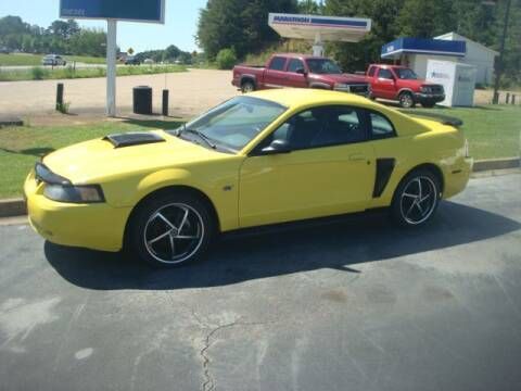 2003 Ford Mustang for sale at Mike Lipscomb Auto Sales in Anniston AL