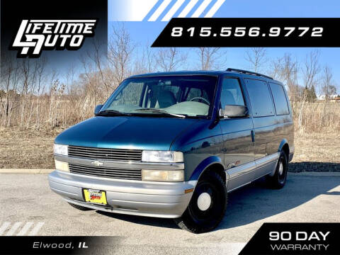 2000 Chevrolet Astro for sale at Lifetime Auto in Elwood IL