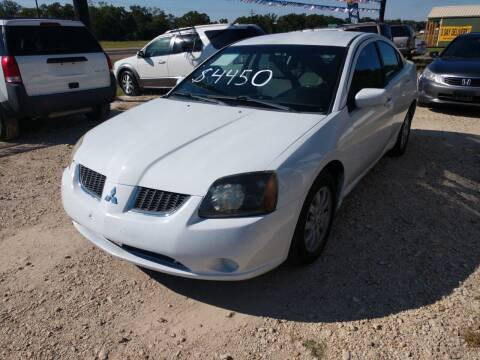 2011 Mitsubishi Galant for sale at Knight Motor Company in Bryan TX