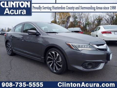 2018 Acura ILX for sale at Clinton Acura used in Clinton NJ