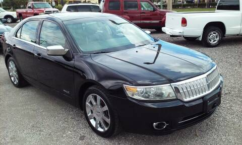 2008 Lincoln MKZ for sale at Pinellas Auto Brokers in Saint Petersburg FL