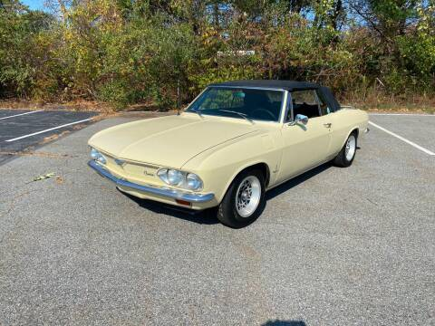 1966 Chevrolet Corvair for sale at Clair Classics in Westford MA