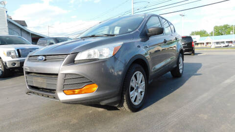 2013 Ford Escape for sale at Action Automotive Service LLC in Hudson NY