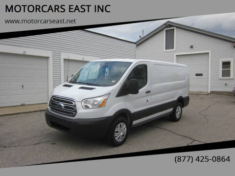 2016 Ford Transit Cargo for sale at MOTORCARS EAST INC in Derry NH