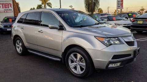 2013 Acura MDX for sale at CARSTER in Huntington Beach CA