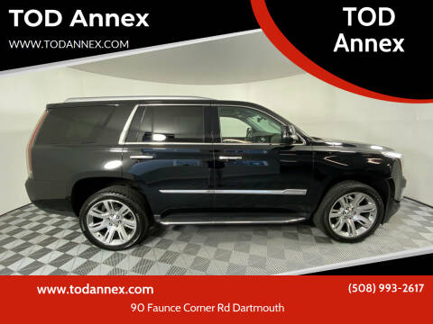 2020 Cadillac Escalade for sale at TOD Annex in North Dartmouth MA