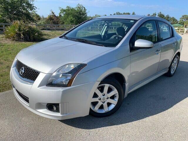 2011 Nissan Sentra for sale at Deerfield Automall in Deerfield Beach FL