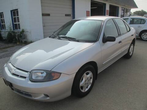 2003 Chevrolet Cavalier for sale at 3A Auto Sales in Carbondale IL
