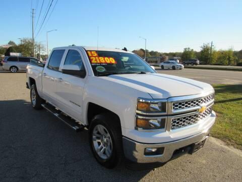 2015 Chevrolet Silverado 1500 for sale at Auto Bella Inc. in Clayton NC