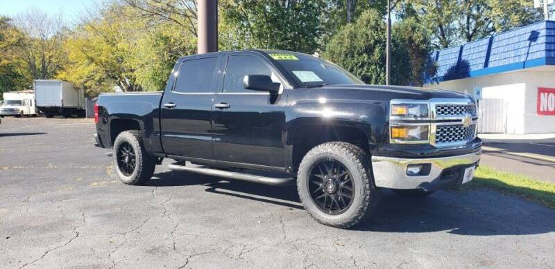 2014 Chevrolet Silverado 1500 for sale at Stach Auto in Janesville WI