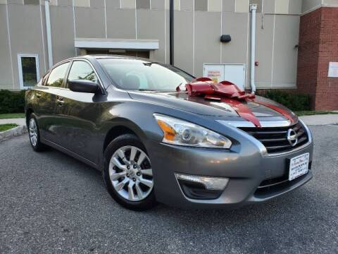 2015 Nissan Altima for sale at Speedway Motors in Paterson NJ