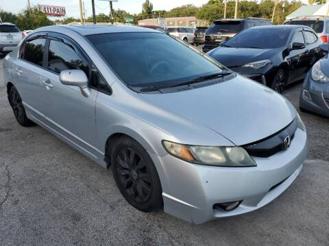 2009 Honda Civic for sale at Mars auto trade llc in Kissimmee FL