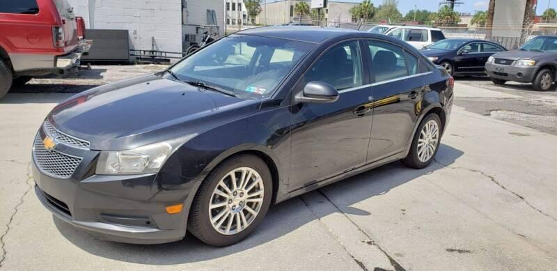 2013 Chevrolet Cruze for sale at GARAGE ZERO in Jacksonville FL