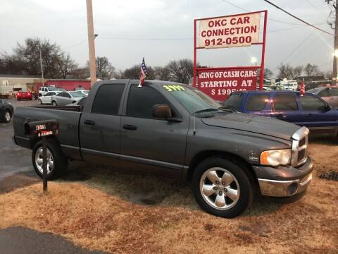 2003 Dodge Ram Pickup 1500 for sale at OKC CAR CONNECTION in Oklahoma City OK