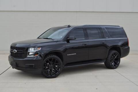2019 Chevrolet Suburban for sale at Select Motor Group in Macomb Township MI