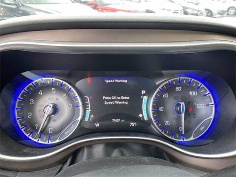 2018 Chrysler Pacifica for sale at CU Carfinders in Norcross GA