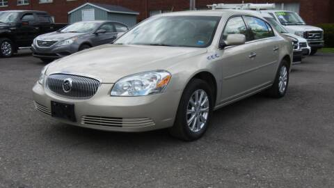 2009 Buick Lucerne for sale at Just In Time Auto in Endicott NY