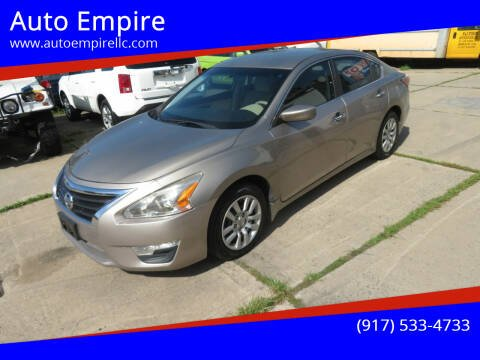 2014 Nissan Altima for sale at Auto Empire in Brooklyn NY