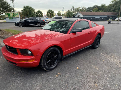 2008 Ford Mustang for sale at Auto Mart - Dorchester in North Charleston SC