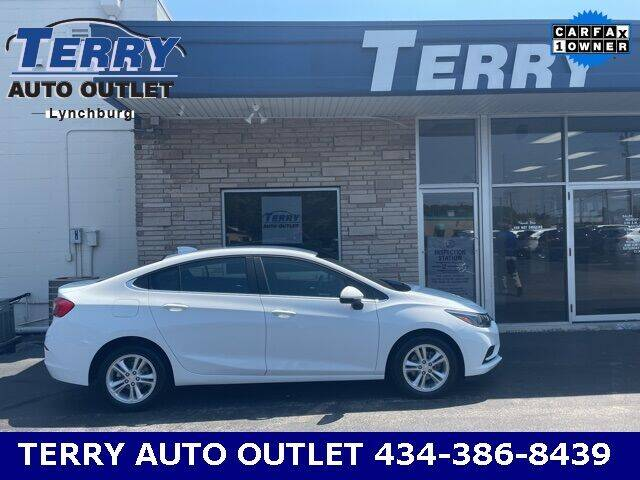 2018 Chevrolet Cruze for sale at Terry Auto Outlet in Lynchburg VA