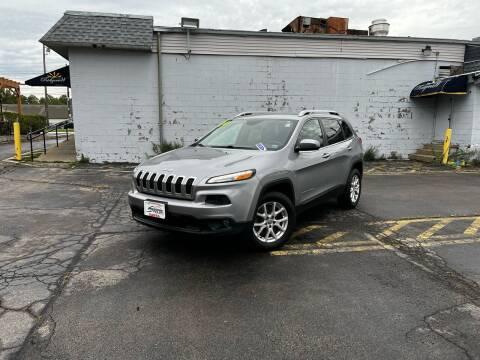 2014 Jeep Cherokee for sale at Santa Motors Inc in Rochester NY