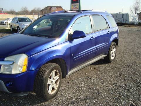 2006 Chevrolet Equinox for sale at Branch Avenue Auto Auction in Clinton MD