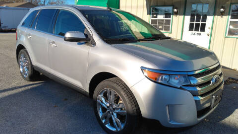 2013 Ford Edge for sale at Haigler Motors Inc in Tyler TX