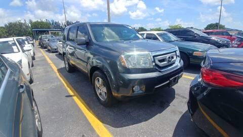 2011 Honda Pilot for sale at Easy Finance Motors in West Park FL