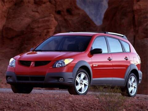 2003 Pontiac Vibe for sale at Michael's Auto Sales Corp in Hollywood FL