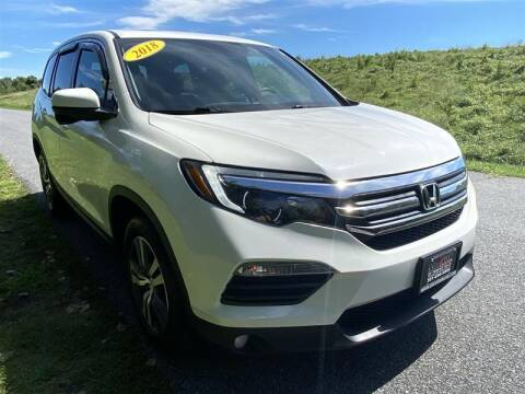 2018 Honda Pilot for sale at Mr. Car City in Brentwood MD
