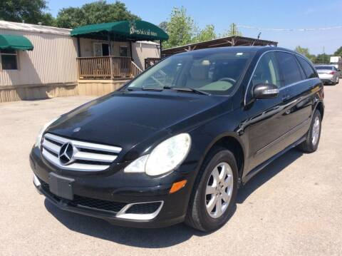 2007 Mercedes-Benz R-Class for sale at OASIS PARK & SELL in Spring TX