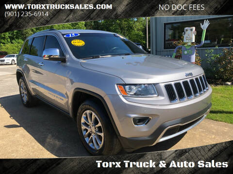 2015 Jeep Grand Cherokee for sale at Torx Truck & Auto Sales in Eads TN