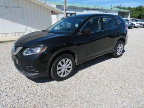 2016 Nissan Rogue for sale at Low Cost Cars in Circleville OH